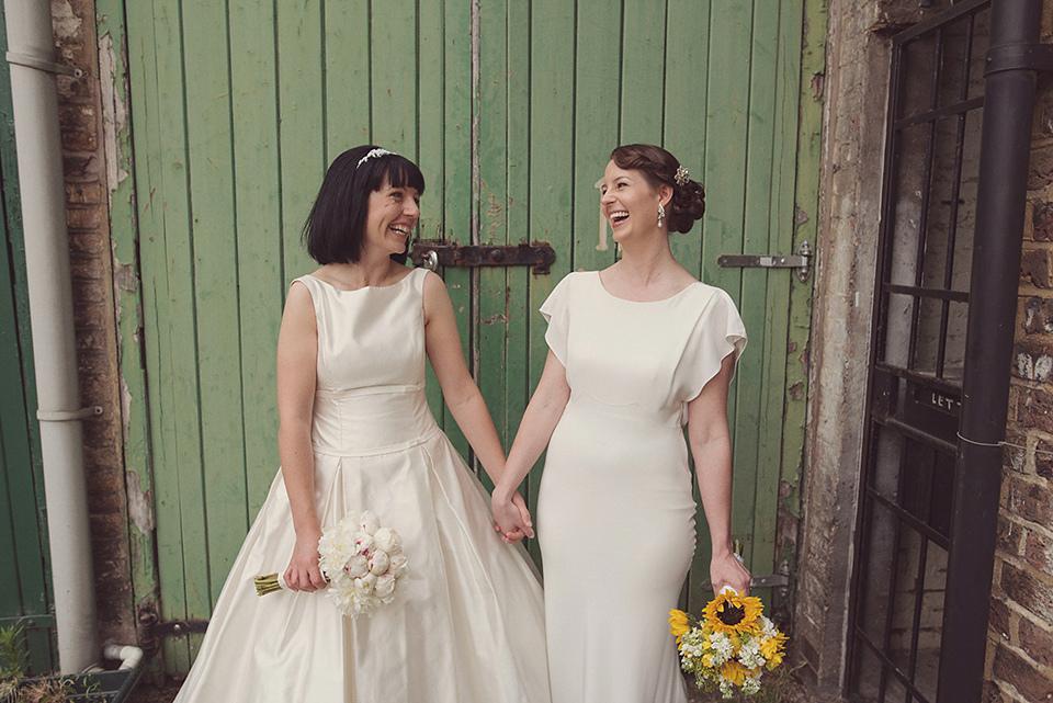 City Chic Wedding Dresses : Wpid david fielden blue bridal stoke newington wedding