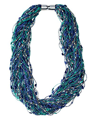 Renshun Accessories Confetti Magnetic Necklace Scarf | A ...
